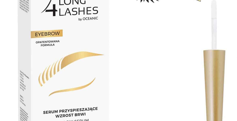 Oceanic Long 4 Lashes FX5 Power Formula Serum
